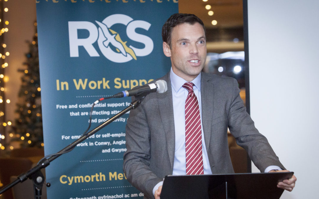 £6.2m funding boost for RCS to combat sickness absence