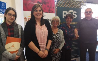 RCS and Able Futures Partnership